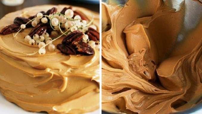 Як приготувати ніжний карамельний крем для тортів, тістечок і еклерів