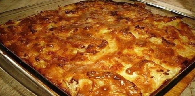Лінивий капустяний пиріг «По-селянськи» на швидку руку. Найпростіший рецепт