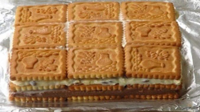 Торти з печива — 10 кращих рецептів!