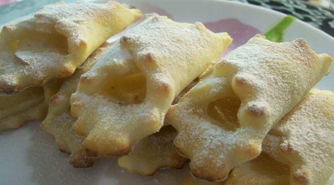 Сирне печиво «Хустинки» без яєць і без масла. Ділимось рецептом!