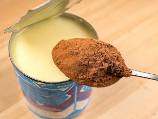 Перемішайте згущене молоко і какао, ви будете в захваті від результату! Смакота до чаю за 5 хвилин
