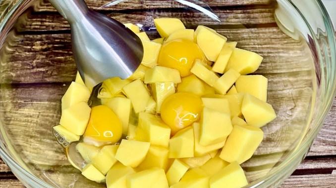 Збиваємо ЯЙЦЕ з картоплею і ви будете в захваті від результату! Приготуйте і спробуйте!