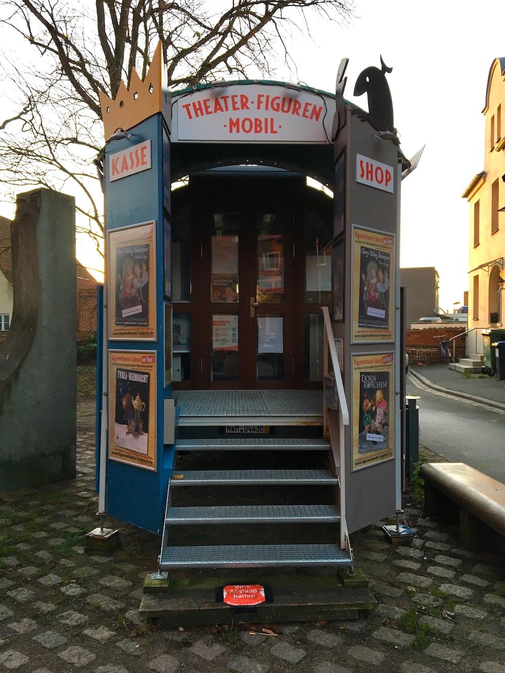 TheaterFigurenMobil Objekt der Woche