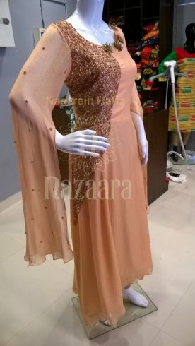 Kollam Designer Party Wear Gowns