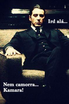 Michael Corleone sem hagyta a dolgot annyiban