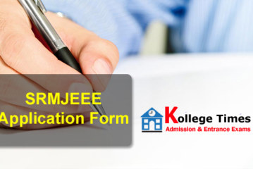 SRMJEEE Application Form 2018 : Now Available