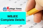 WBJEE Exam Details | WBJEE Exam