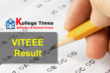 VITEEE Results 2018 :- Check Here