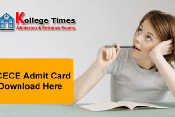 BCECE Admit Card 2017 | Download BCECE Hall Ticket