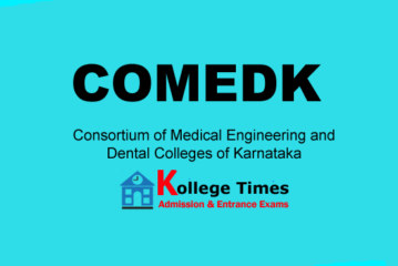 COMEDK Answer Key 2018