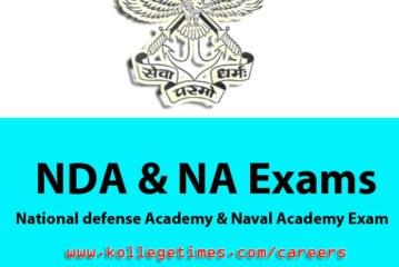 NDA & NA – 2016 Exam Overview