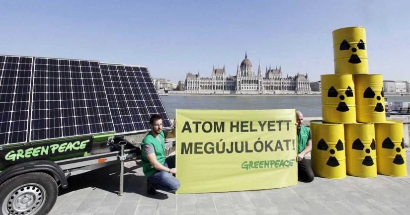 Játékosított Greenpeace aláírásgyűjtés