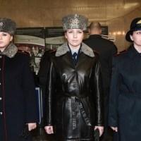 Новая форма полиции(МНОГО ФОТО).