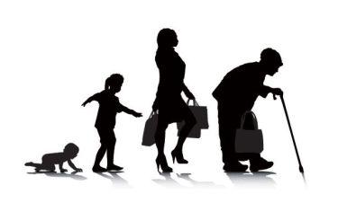 مراحل عمر الانسان