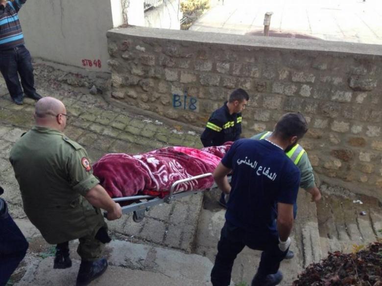 مقتل عروسة لبنان
