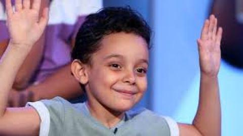 الطفل احمد السيسي5
