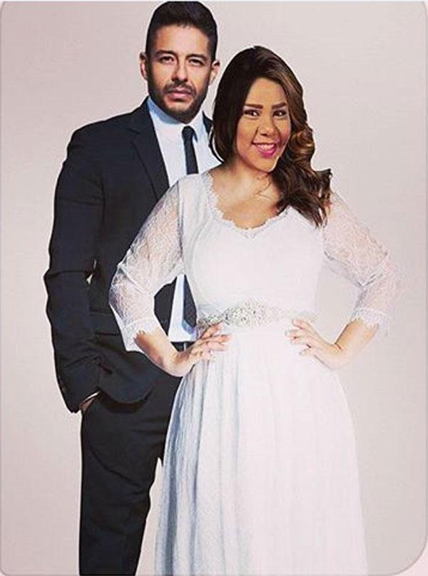 شيماء سيف و محمد حماقي