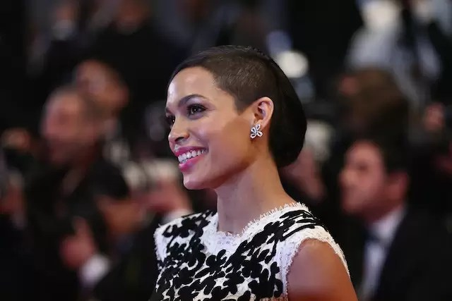 """attends the """"Captives"""" premiere during the 67th Annual Cannes Film Festival on May 16, 2014 in Cannes, France."""