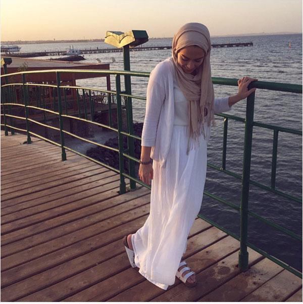 حفيدة عبدالرحمن ابو زهرة