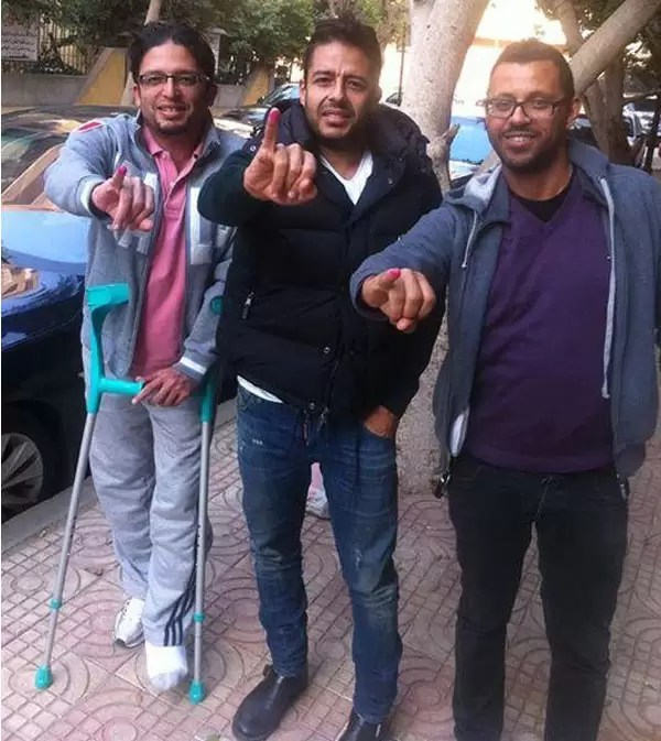 شقيق محمد حماقي