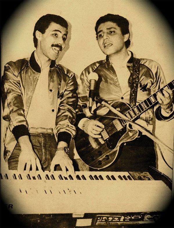مودي الامام - حسين الامام وشقيقه