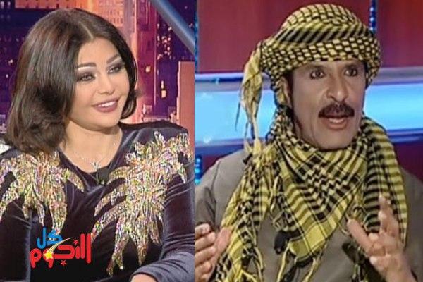عبدالله بالخير يروج لأنباء زواجه من هيفاء وهبي وتعليق ناري من الأخيرة