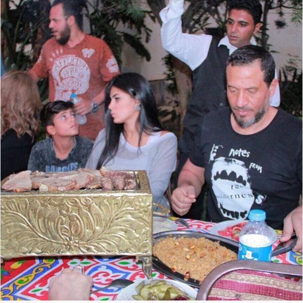 ماجد المصري و غادة عبدالرازق