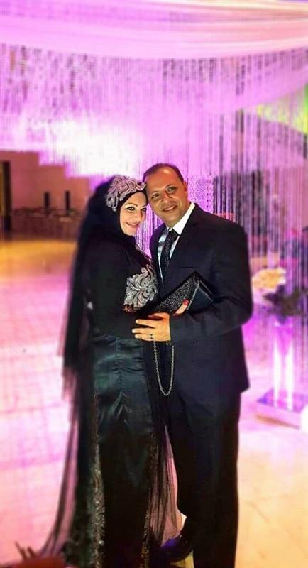 ميار الببلاوي وخطيبها2