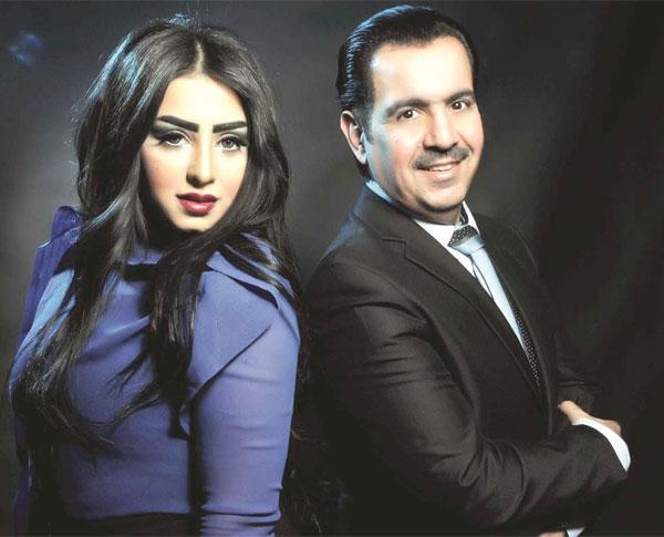المهرة البحرينية و عادل المسلم