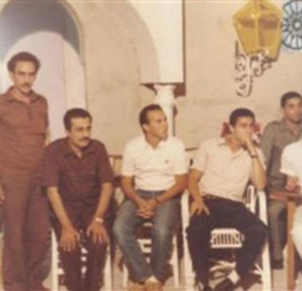 جمال مبارك و شيريهان