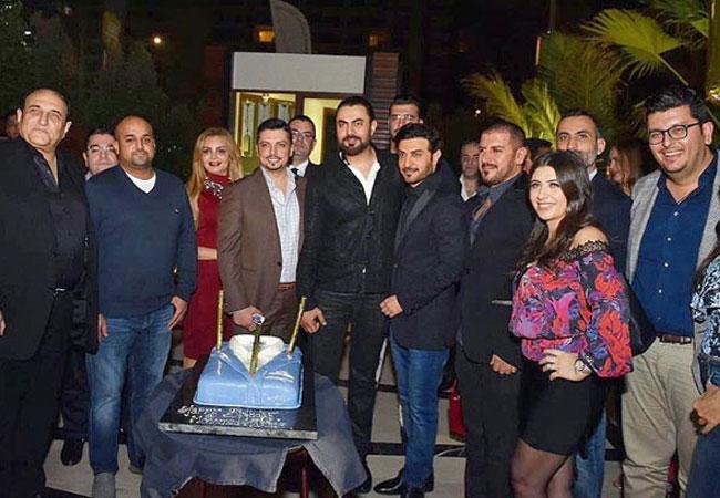عيد ميلاد محمد كريم - بارزة