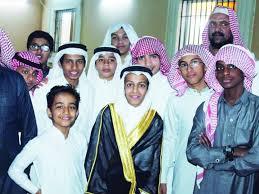بالصور أصغر عريس بالسعودية يثير حالة كبيرة من الجدل بعدما رزق بمولوده الأول 4 27/10/2017 - 3:07 ص