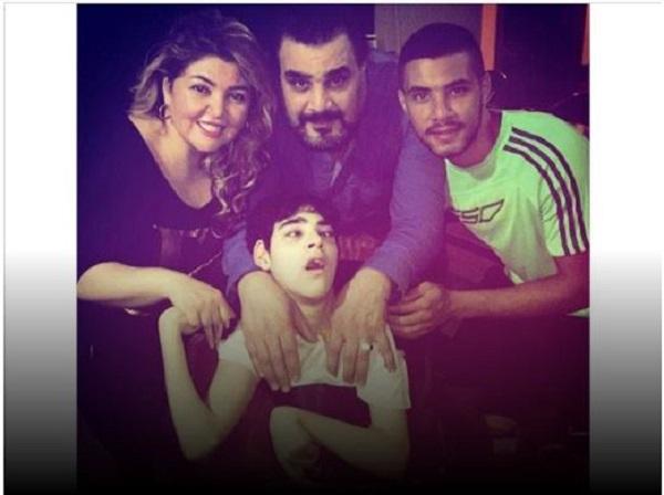 عائلة مها أحمد