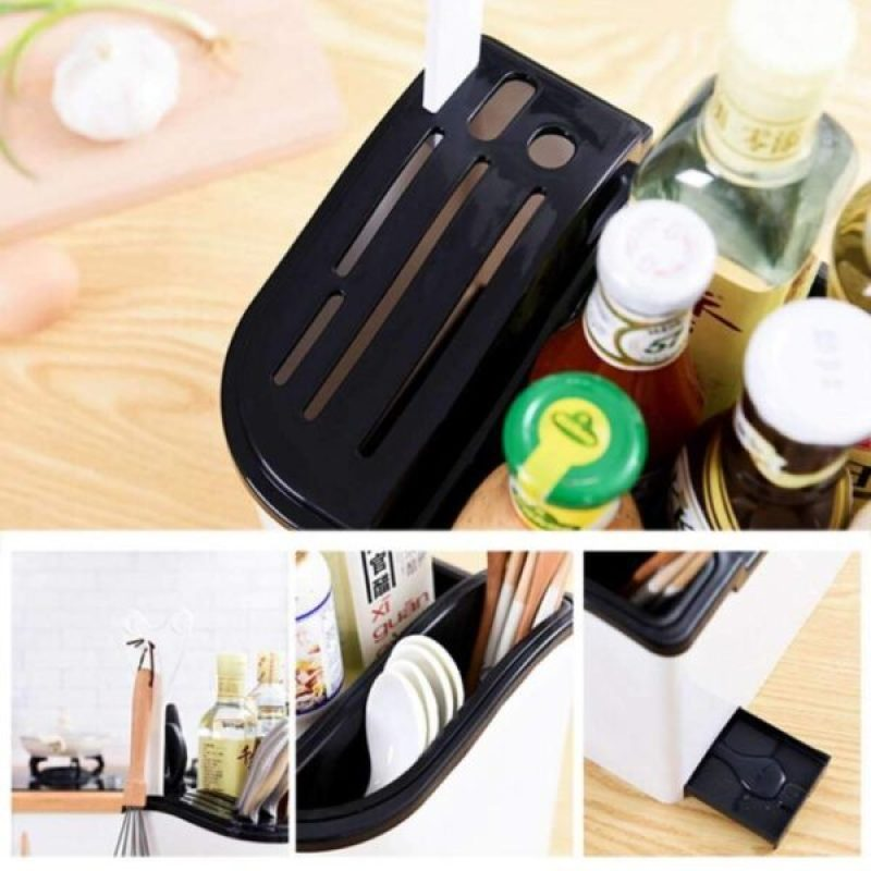 Kitchen Storage Rack Spice Box