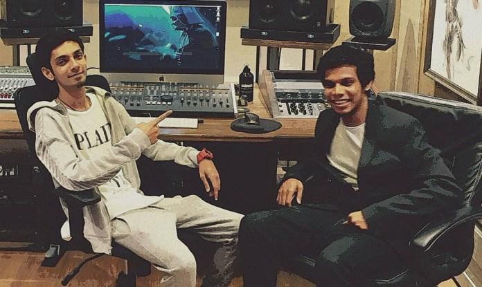 Anirudh releases Beon Surrao's Kadhal Neeye song