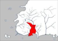 Umiejscowienie Altary na mapie Westland