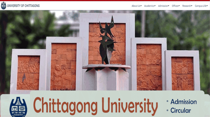 Chittagong-University-Admission-Circular