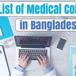 List of Medical College in Bangladesh