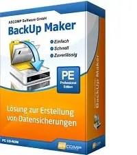 Backup Maker Professional Crack