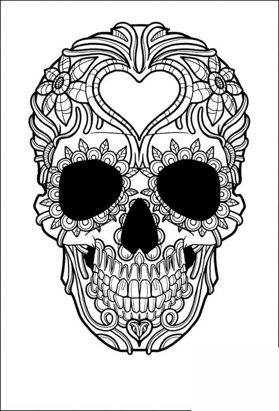 Tatuae Kolorowanki Do Wydruku Dla Dorosych Cz 2