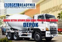 Harga Beton Cor Jayamix Depok Per M3 Terbaru 2020