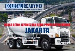 Harga Beton Cor Jayamix Jakarta Per M3 Terbaru 2020