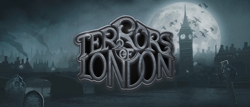 Image result for terrors of london game