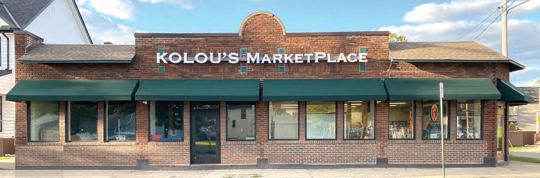 Kolou's MarketPlace