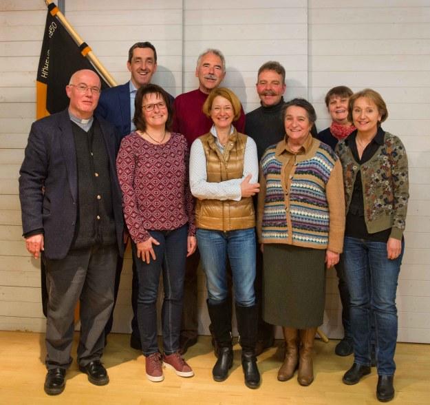 Vorsatnd der Kolpingsfamilie Höhenrain (seit 19.2.2017)