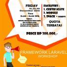 KoLU – Workshop Laravel