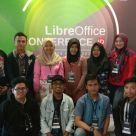 Keseruan Konferensi LibreOffice Indonesia 2018