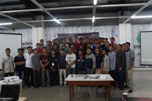 Workshop Web Penteration and Security with Surabaya Hacker Link