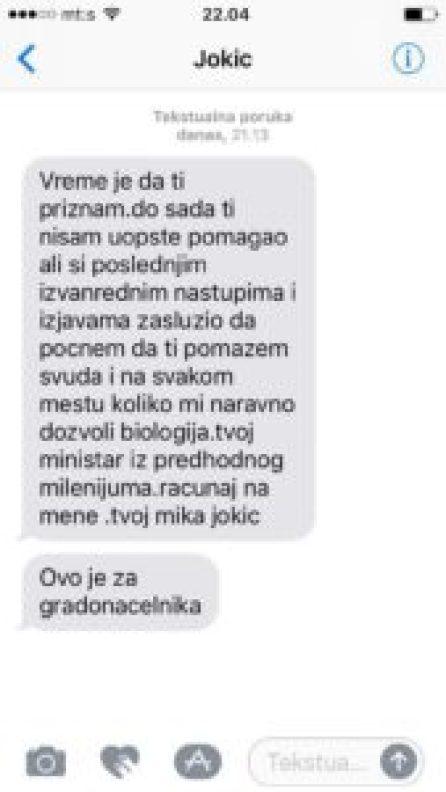 poruka