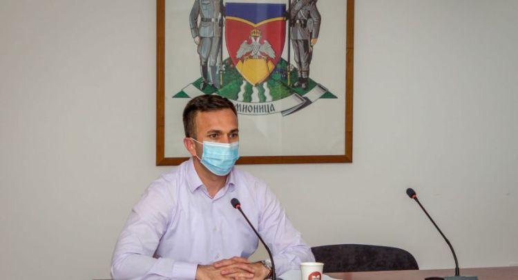 Boban Janković, predsednik opštine Mionica